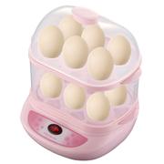 麦卓 Makejoy全自动早餐机MJ-2115蛋糕机蛋卷机料理机 蛋肠机香肠机煮蛋器鸡蛋杯 MJ-2110双层