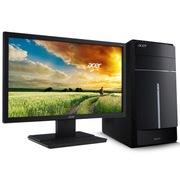 宏碁 Aspire TC-605 台式电脑 (双核G3240 4G 1T GT705 1G独显 Wifi DVD 键鼠 Win8.1)19.5英寸