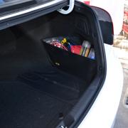 车翼 现代朗动悦动瑞纳伊兰特索纳塔8领翔ix35途胜名图改装专用后备箱储物箱挡板整理置物 索纳塔8一对