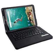 SEENDA 谷歌Google Nexus9平板电脑保护套蓝牙键盘Nexus9皮套无线键盘 黑色产品图片主图
