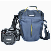 尼康 相机包D90 D7000 D5200 D3200 D3300 D5300 D7100包 蓝三角包D50