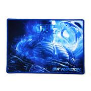 蓝雨 限量版鼠标垫 游戏鼠标垫 CS/CF专用鼠标垫 加厚鼠标垫 包边电竞版310X240X5