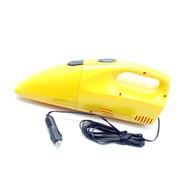 车志酷 二合一车载吸尘器打气泵干湿两用汽车用吸尘器 90W大功率 黄色