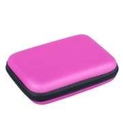 小魔女 数码相机包 移动电源包 移动硬盘包 2.5英寸相机包 高质量包 粉红色