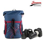吉尼佛 /摄影包21130 专业数码单反相机包 双肩背包 登山包 618大促中 蓝色