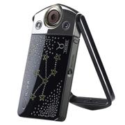 卡西欧 EX- TR350s 施华洛世奇限量星座版数码相机3寸大屏 金牛座
