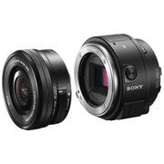 索尼 ILCE-QX1L 可更换镜头数码相机(16-50mm镜头套装)