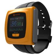 橙意 鼾症监测仪1.0 睡眠呼吸暂停综合征 初筛 监测仪 黑色
