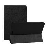小魔女 钢丝纹商务精典皮套 适用于华硕T100TA/T100 10.1寸保护套 商务黑