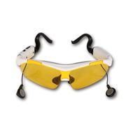 喜越 K1 头戴式立体声耳机迷你智能蓝牙太阳眼镜 白色