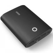 Anker 安科Astro3三口USB移动电源 12000毫安 适用于苹果iPhone三星 3口移动电源-黑色