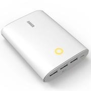 Anker 安科Astro3三口USB移动电源 12000毫安 适用于苹果iPhone三星 3口移动电源-白色