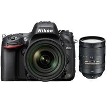 尼康 D610机身 AF-S 28-300mm f/3.5-5.6G ED VR AF-S 60mm f/2.8G ED 微距镜头产品图片主图