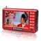 金正 n60老人看戏机4.3寸 唱戏机 视频播放器 扩音器 红色产品图片2