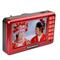 金正 n60老人看戏机4.3寸 唱戏机 视频播放器 扩音器 红色产品图片4