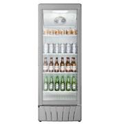 海尔 SC-390 390升立式冷柜玻璃门商用展示柜单温冷藏保鲜冰柜