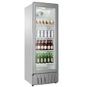 海尔 SC-350 350升立式单温单门冷藏保鲜冰柜风冷循环冷柜