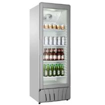 海尔 SC-350 350升立式单温单门冷藏保鲜冰柜风冷循环冷柜产品图片主图
