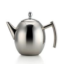 仁品 RENPIN不锈钢茶壶 冷水壶泡茶壶橄榄形茶壶电磁炉通用 1.5L产品图片主图