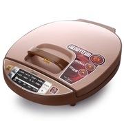 美的 JCN30A 四档火力调节 聚能蜂窝烤盘煎烤机 电饼铛
