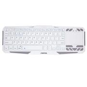 SEENDA 平板电脑触摸板蓝牙键盘万能遥控器小米盒子智能电视机顶盒鼠标键盘 白色