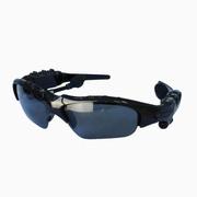 爱随 GL1新款可通话听音乐立体声蓝牙眼镜耳机男\女偏光太阳镜司机驾驶偏光镜 黑色