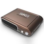 SKG 4246车载空气净化器  无耗材净化器 除甲醛、雾霾、异味 车用空气净化器