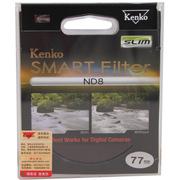 肯高 SLIM  ND8  超薄 中灰密度减光镜 中灰镜 拍瀑布流水必备 77mmND8