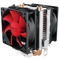 超频三 红海mini增强版 双风扇 多平台CPU散热器(静音版)产品图片主图
