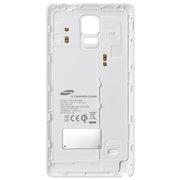 三星 Note 4手机 无线充电背盖(幻影白)