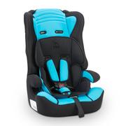 爱酷巴 汽车儿童安全座椅婴儿宝宝车载儿童座椅isofix蓝色