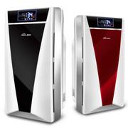 摩瑞尔 家用空气净化器除PM2.5除甲醛空气质量检测 KJG9200D-4酒红色