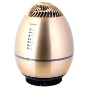 Anyclean ZA-03A1立式卧室办公桌专用 空气净化器 美国3M滤网 金色