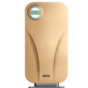 纽贝尔 NBE-1900圆圆空气净化器家用商用双负离子净化除甲醛pm2.5除烟尘除雾霾办公室 金色