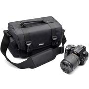 尼康 原装包 D7100 D7000 D90 D3200 D7200 D3300单反相机包 长黑包适合D3300