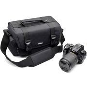 尼康 原装包 D7100 D7000 D90 D3200 D7200 D3300单反相机包 长黑包适合D7100