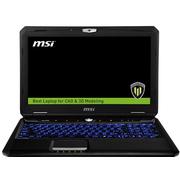 微星 WT60 2OJ-1042CN 15.6英寸游戏本(i7-4810MQ/16G/1T/K2100M 4G独显/Win7)