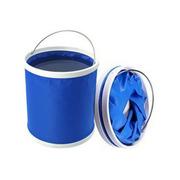 其他 石家垫 洗车折叠水桶 车用车载便携多功能伸缩水桶 蓝色