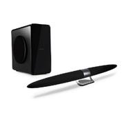 山水 Sansui/ MC-8003HDW回音壁组合音响 低音炮电视音响低音炮条形音响 黑色