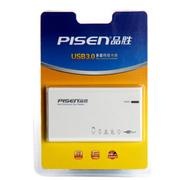品胜 ! USB3.0高速传输版 TF、SD、CF、XD、SM 多盘符读卡器 读卡器