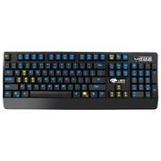 达尔优 终结者 104键背光机械游戏键盘 黑轴