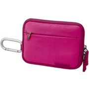 索尼 LCS-TWH 数码相机包 卡片机包 便携式相机包 原装正品 粉色