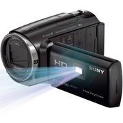 索尼 HDR-PJ670 高清数码摄像机 (32G内存 光学防抖 内置投影 30倍光学变焦 NFC/WIFI)