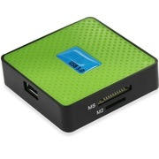 uBAY CR032 USB3.0高速多功能读卡器