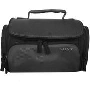 索尼 摄像机包 LCS-U21/U11/U30/U20 DV包 微单包 相机包 单反相机包 大号黑灰色U30