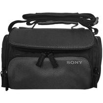 索尼 摄像机包 LCS-U21/U11/U30/U20 DV包 微单包 相机包 单反相机包 中号黑灰色U20产品图片主图