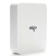 aigo 爱国者电子科技公司出品 移动电源 智能电源 充电宝 TN104 10000毫安 白色 官方标配+L002 1.2米 安卓小面数据