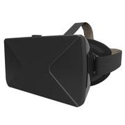 美创 手机3D虚拟显示眼镜头盔 3D游戏眼镜 VR左右3D智能手机眼镜