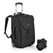 创意坦克 Airport Take Off滚轮拉杆 摄影包行李箱 AT498 可双肩背 黑色