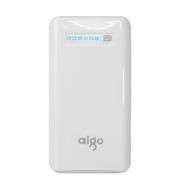 aigo 爱国者数码公司出品 RL66 6600毫安 云电宝/移动电源/wifi/无线3G 白色 官方标配+A6+1拖3线